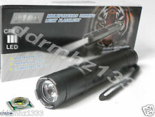 Tourch Flashlight with Electric-Shock POLICE + 4 functions