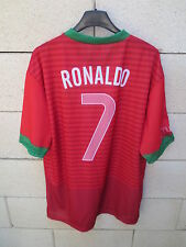 Maillot PORTUGAL CR7 RONALDO n°7 camiseta jersey shirt football XL trikot