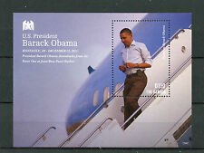 Gambia 2013 MNH US President Barack Obama 1v S/S II Air Force One Pearl Harbour