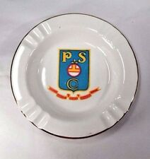 1960s Sabina Line Quality Penco Service Advertising Promotional Ceramic Ashtray