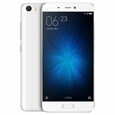 XIAOMI MI5 M5 MIUI 7 Snapdragon 820 Quad Core Touch ID GPS WIFI 3GB 32GB White