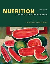 Nutrition: Concepts and Controversies (with Nutrition Connections CD-ROM and Inf