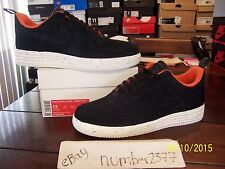 NEW Nike Air Force One Lunar Undefeated Suede size 13