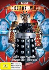 Doctor Who : Series 4 : Vol 4 (DVD, 2008)