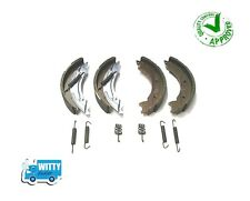 Trailer Brake Shoes 200X50 Knott Style Axle Set - Ifor Williams