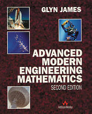Advanced Modern Engineering Mathematics, Good Condition Book, Wright, Jerry, Ste