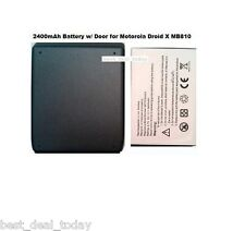For Motorola Droid X MB810 Extended Battery 2400MAH