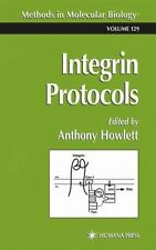 Integrin Protocols (Methods in Molecular Biology)-ExLibrary