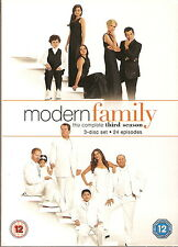 MODERN FAMILY - Series 3. Claire Dunphy, Jay Pritchett (NEW/SEALED 3xDVD BOX SET