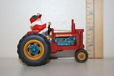 Hallmark Ornament - Makin' Tractor Tracks - Here Comes Santa - 1994