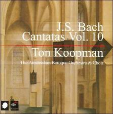 Bach: Complete Cantatas, Vol. 10, New Music