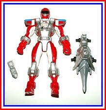 PR Operation Overdrive: Mission Response Red Ranger _ * Complete - Must See *