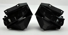 Ford Mustang 99-04 Crystal Front Fog Lights - Smoke Smoked