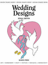 Wedding Designs (Design Source Books), Sonia Griffin
