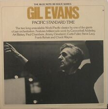 GIL EVANS  – Pacific Standard Time BLUE NOTE 2 LPS