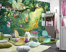 Lion King Wall Mural photo Wallpaper for kids & baby room 368x254cm Disney decor