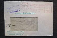 DDR Firmen Stempel - VEB KFZ Zubehörwerk Meissen - Brief Freistempel /S7