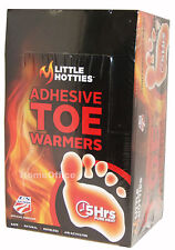 30 Pairs Little Hotties Toe Warmers - Oderless And Safe - Stick To Your Feet