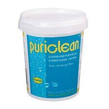 PuriClean purificación de agua 400g limpiador de sistema de agua caravana autocaravana