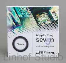 Lee Filters Sev5n/75/Seven5/RF75 Series Adapter Ring 55mm