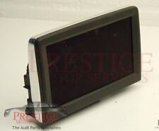 Audi A8 D3 Full Colour MMI Display Screen with Aluminium Trim  4E0919603F