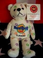 HRC Hard Rock Cafe Tijuana Peace Beara Bear Bär Series Herrington