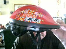 STAR SPORT CYCLE HELMET SIZE 52-55 CMS GREAT XMAS GIFT! CHARITY