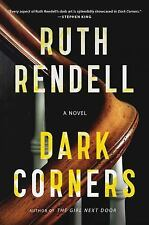 Dark Corners by Ruth Rendell (2015, Hardcover)