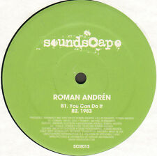 ROMAN ANDREN  - O Mundo e Seu (The World Is Yours) Beatfanatic Rmx - Soundscape