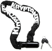 "NEW Kryptonite Keeper 785 Integrated Chain Bicycle Lock - 32"" - Black"