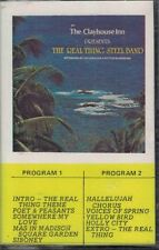 The Real Thing Steel Band At Clayhouse Inn Cassette Tape Sponsored by Coca-Cola