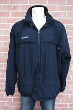 Columbia Field Gear Mens XL Lined Waterproof Zip Up Winter Coat Jacket