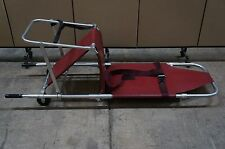 FERNO WASHINGTON Stair Chair Folding EMT Emergency Stretcher Gurney
