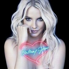 Britney Jean [Clean] by Britney Spears (CD, Dec-2013, RCA)