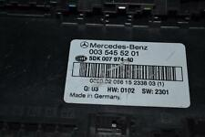 MERCEDES BENZ C270 CDI 2002 AVANTGARDE OM 612.962 ENGINE FUSEBOX  [CY-726]