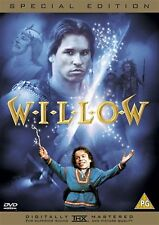 THE WILLOW SPECIAL EDITION 2002 Val Kilmer, Joanne Whalley NEW SEALED UK R2 DVD