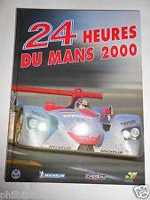 24 HEURES DU MANS 2000 / TEISSEDRE & MOITY / SPORT COURSE AUTOMOBILE ENDURANCE