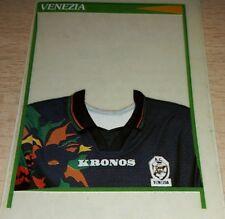 FIGURINA CALCIATORI PANINI 1998/99 CAMBIO MAGLIA VENEZIA ALBUM 1999