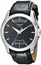 Tissot T-Trend Couturier Black Automatic Men's Watch T0354071605100 New in Box