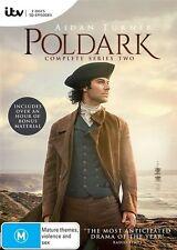 Poldark : Series 2 (DVD, 2016, 3-Disc Set)
