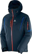 SALOMON ENDURO MENS JACKET BRAND NEW £249+ MEDIUM M ADVANCEDSKIN 10k COAT SKI