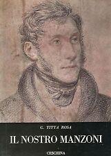 G. Titta Rosa = IL NOSTRO MANZONI