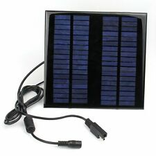 2W Portable Solar Power Bank System Charger Battery Power Bank for Laptop Car