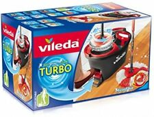 Vileda EASY WRING EasyWring MOCIO Secchio & SET CON POWER SPIN strizzare 141084