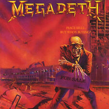 Megadeth PEACE SELLS... BUT WHO'S BUYING? 180g LIMITED Audiophile NEW VINYL LP