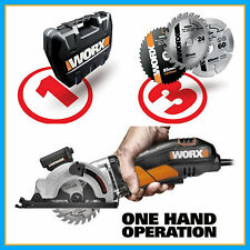 Circular Saw Table Worx Worxsaw Electric Laserguide Hand Tool Blades Metal Wood