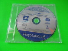 PS2 (60GB PS3) - JURASSIC PARK OPERATION GENESIS - PROMO DISC - NEAR MINT