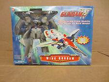 Ban Dai 12in Mobile Suit Gundam Wing Deluxe Mobile Suit mode to Bird Mode MISB