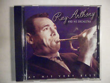 Ray Anthony & His Orchestra - At His Very Best (CD 2002)
