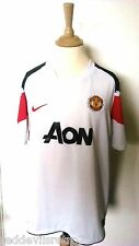 Manchester United 2010-2011 Nike Away Football Shirt (Youths 12-13 Years)